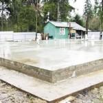 Основные этапы создания плитного фундамента