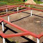 Основные виды фундамента в современном строительстве