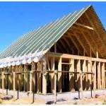 Преимущества каркасного строительства дома