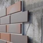 Варианты внешней облицовки поверхности стен из пеноблока