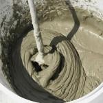 Как правильно приготовить раствор цемента
