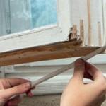 Реставрируем старые деревянные окна