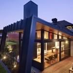 Современный стиль в архитектуре домов