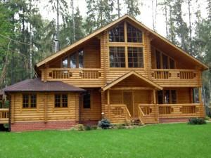 Дома из бруса для практичных людей