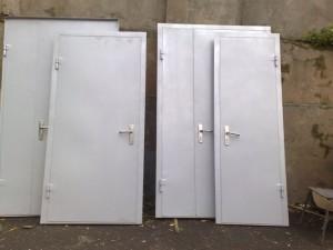 Стальные двери нестандартных размеров