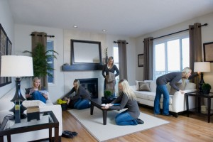 Клининг для квартир
