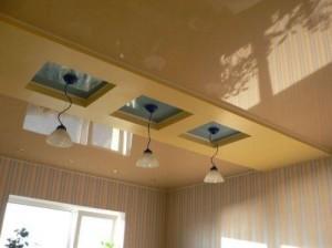 Технология производства пластиковых натяжных потолков