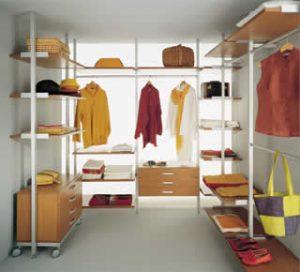 Выбираем помещение для гардеробной комнаты
