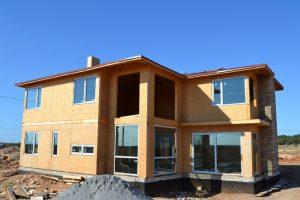 Технологии строительства домов из SIP панелей