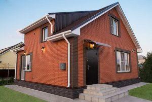 Строительство домов из кирпича и газобетона под ключ