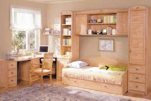 Мебель из хвойных пород дерева