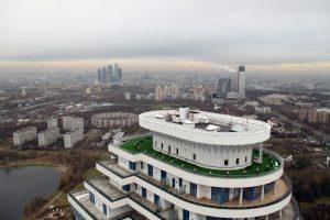 Элитные квартиры с отделкой в ЖК Воробьевы Горы