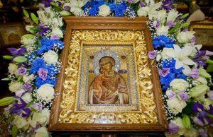 Иконостас от палехских мастеров