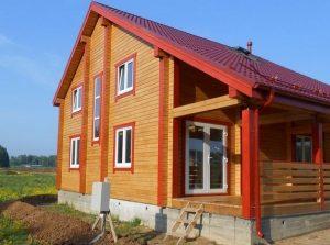 Проект для деревянного дома и его особенности