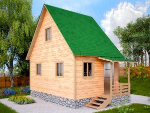 Отличия дачного и жилого дома