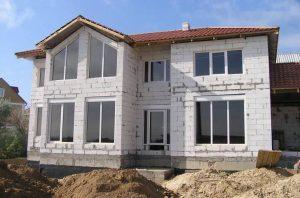Строительство домов из газобетона в Хиттолово