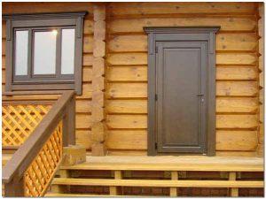 Шумоизоляционные двери входные
