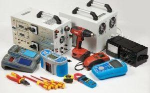 Услуги электротехнической лаборатории