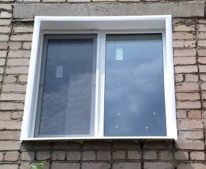 Изоляция пластиковых окон