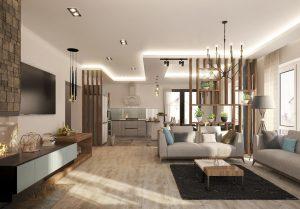 Как планировать дизайн частного дома