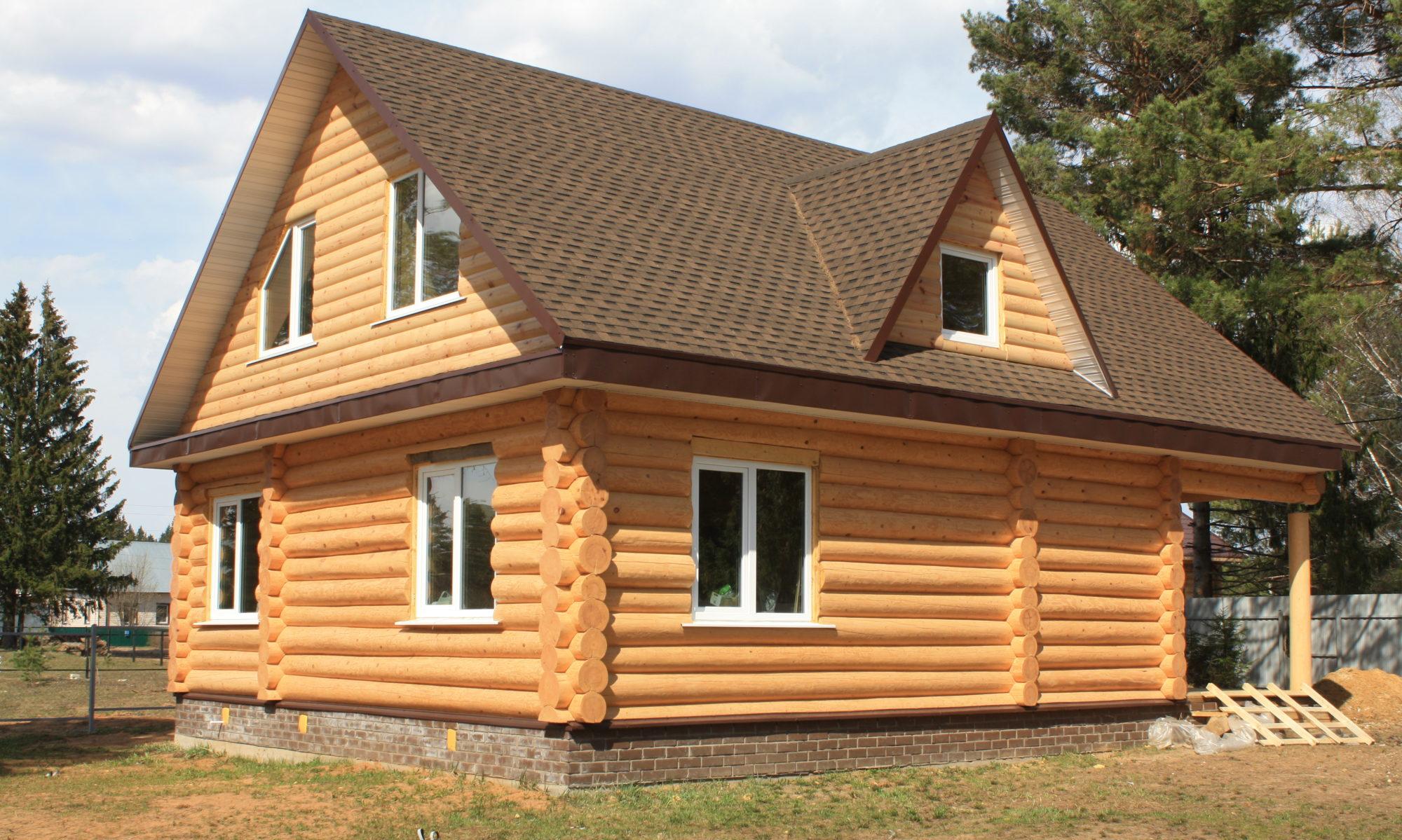 Строительство деревянных домов ручной рубки