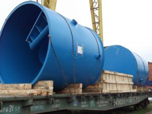 Перевозка негабаритных грузов по ЖД