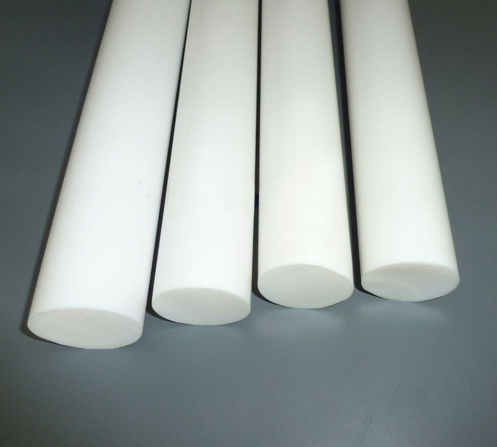 Фторопласт стержень от 10 до 110 мм