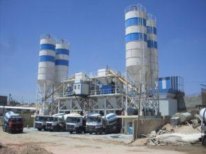 Растворо-бетонный завод