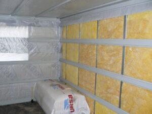Материалы для теплоизоляции бани