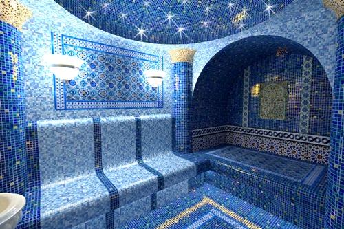 Строительство под ключ турецких бань хамам